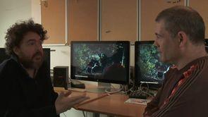 Vif-Argent : le réalisateur et le monteur commentent des scènes coupées