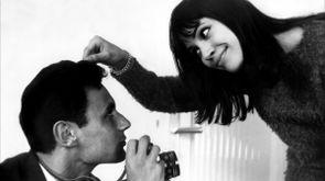 Godard seul, seul Godard - par Romain Goupil