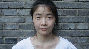 """Zhang Mengqi : """" Ce village oublié est représentatif de la Chine entière"""