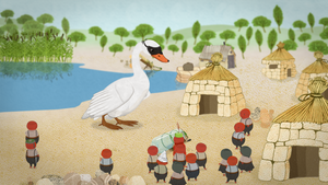 Willy et les gardiens du lac : saison printemps - été