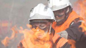 Les Hommes du feu