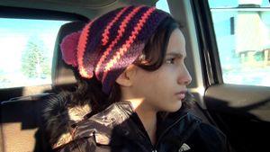 Zaineb n'aime pas la neige