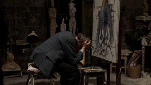 Alberto Giacometti, The Final Portrait