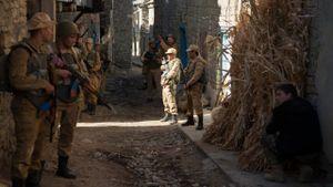 Leaving Afghanistan