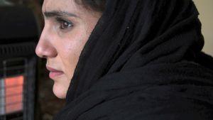Wajma, une fiancée afghane