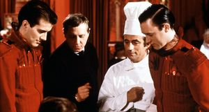 Le Cuisinier, le voleur, sa femme et son amant