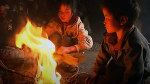 Les Trois Sœurs du Yunnan