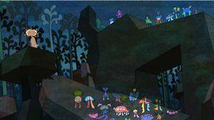 Le Jardin de minuit