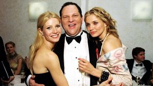 L'intouchable, Harvey Weinstein
