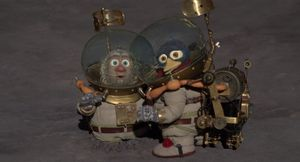 Solan & Ludwig: reis naar de maan