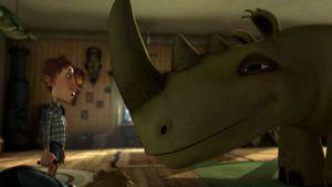 Otto is een neushoorn - DE FILMCLUB