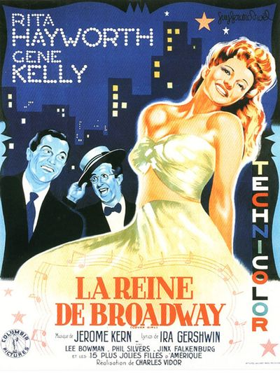 La Reine de Broadway