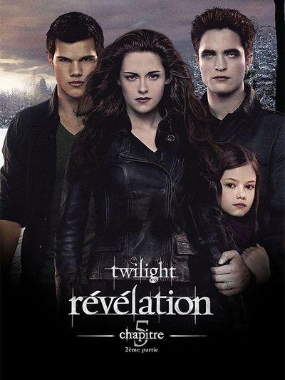 Twilight - Chapitre 5 : Révélation partie 2