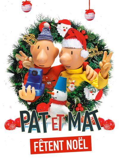 Pat et Mat fêtent Noël