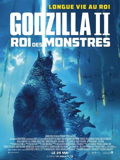 Godzilla 2 : roi des monstres
