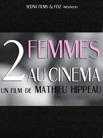 Deux femmes au cinéma