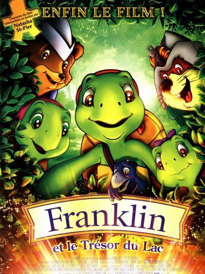 Franklin et le trésor du lac