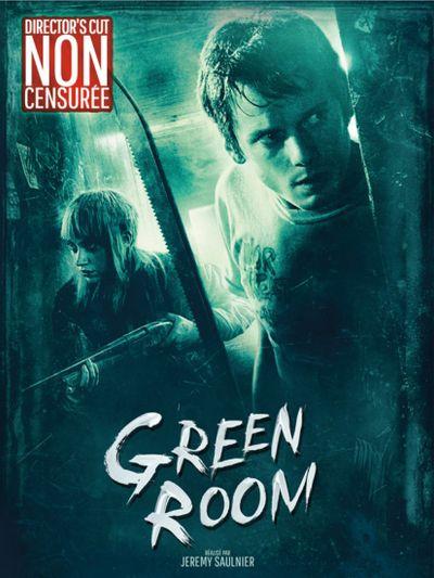 Green Room - Director's cut
