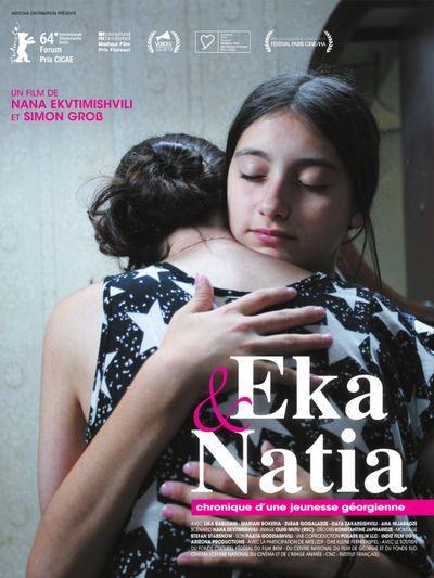 Eka et Natia, chronique d'une jeunesse géorgienne