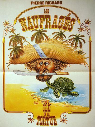Les Naufragés de l'île de la tortue