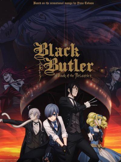 Black Butler : Book of the Atlantic