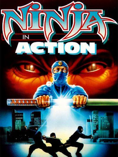 Ninja in Action : le gang des crapules