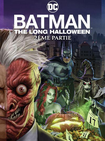 Batman : The Long Halloween - Deuxième partie