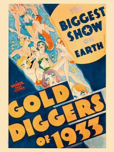 Chercheuses d'or de 1933