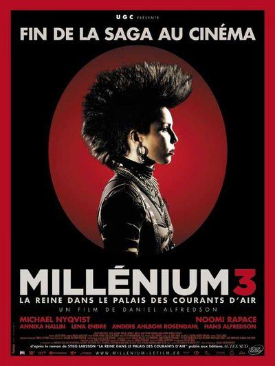 Millénium 3 - La Reine dans le palais des courants d'air
