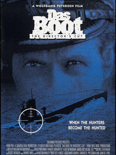Das Boot (Le Bateau) - Director's cut