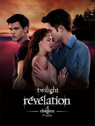 Twilight - Chapitre 4 : Révélation partie 1