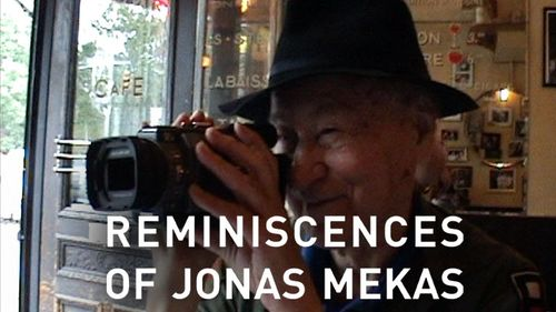 Réminiscences de Jonas Mekas