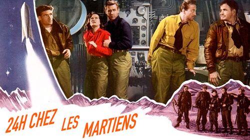 24h chez les Martiens