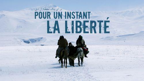 Pour un instant la liberté