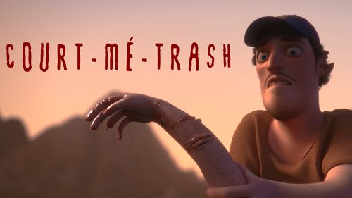 Court-mé-trash