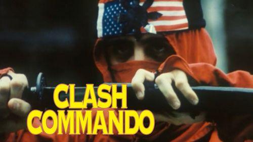 Clash Commando