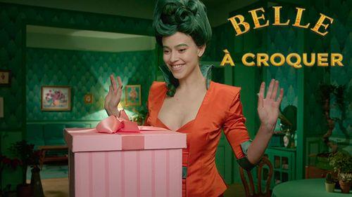Belle à croquer