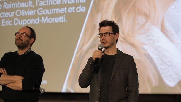 """Antoine Raimbault : """"Un Dupond-Moretti de cinéma, qui n'est pas lui."""""""